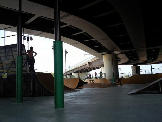 新横浜パークへBも行ってきました