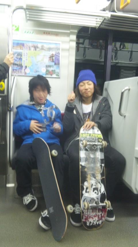 宮城skate
